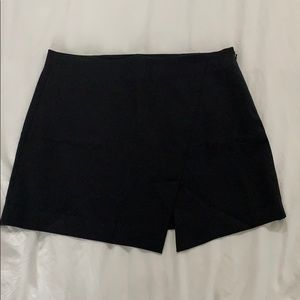 Zara black mini